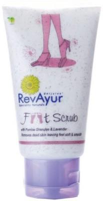 RevAyur Foot Scrub