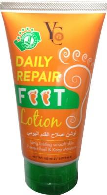 YC Daily Repair Foot Lotion(150 ml, Set of 1)