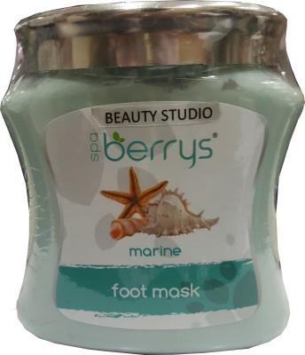 Beauty Studio marine foot mask(900 g, Set of 1)
