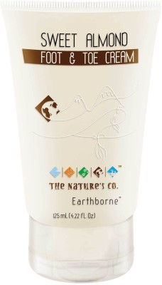 The Nature's Co Sweet Almond Foot And Toe Cream