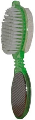AntiqueShop 4 in 1 Nail Brush Green