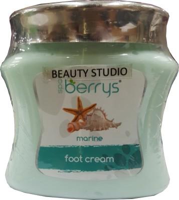 Beauty Studio marine foot cream(1000 g, Set of 1)