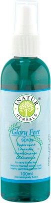 Inatur Herbals Glory Foot Spray
