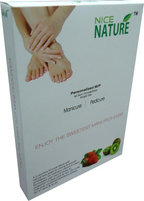 NICE NATURE MENICURE/PEDICURE SINGLE USE KIT