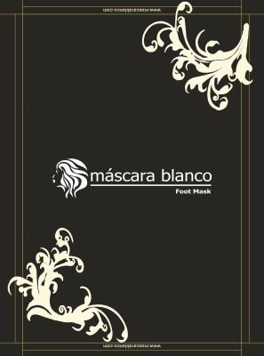 Mascara Blanco Foot Mask(100 g, Set of 1)
