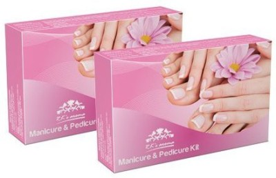 Rks Aroma Manicure And Pedicure Kit- Single use (Pack 2)(100 g, Set of 5)