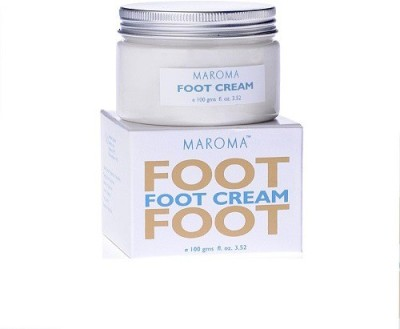 Maroma Aurovile Foot Cream