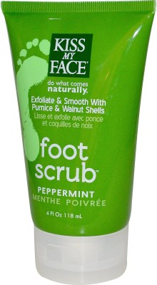 Kiss My Face Foot Creme, Peppermint(118 ml, Set of 1)