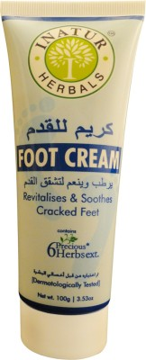 Inatur Herbals Foot Cream