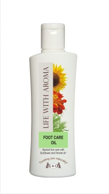 Life With Aroma Foot Care Oil