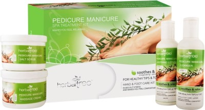 Herbal Tree Spa Pedicure Kit