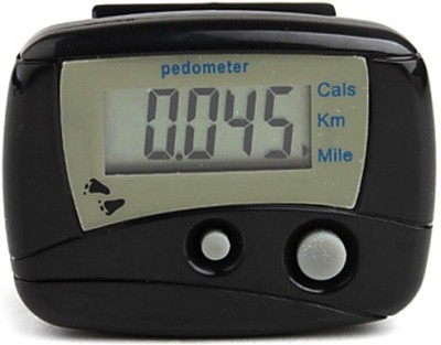 Gadget Heros Digital II Pedometer(Black)