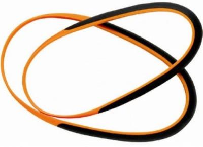 Fiskars NA Peeler(Black, Orange Pack of 2)