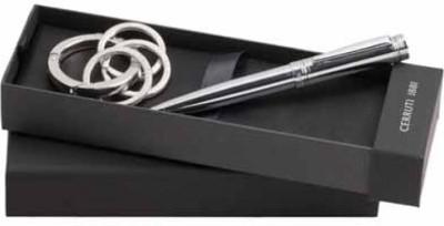 CERRUTI 1881 Zoom Silver Ball Pen