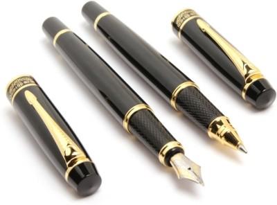 SRPC HERO EXPERT FOUNTAIN & ROLLERBALL Pen Gift Set