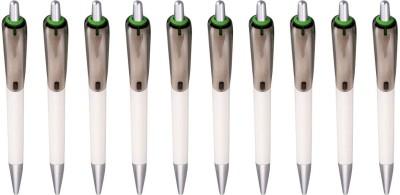 PeepalComm Classic Green Roller Ball Pen