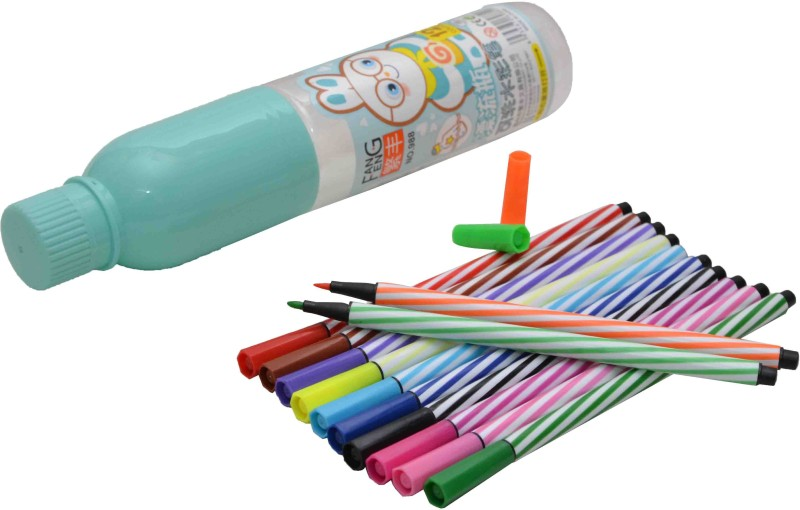 Happy Kid Sketch Pen Multi-function Pen(Multicolour)