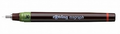 Rotring Isograph Fountain Pen(Brown)