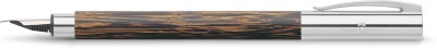 Faber-Castell Ambition Cocowood Fountain Pen