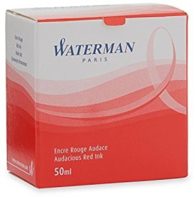 waterman red Ink Bottle