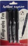 Artline Callrigraph Pen Clip (Pack of 3,...