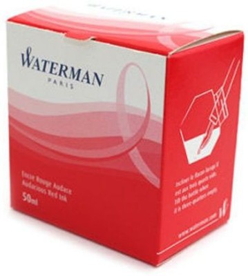 Waterman Audacious red ink Ink Bottle
