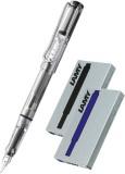 Lamy 012 Transparent Fine Fountain Pen a...