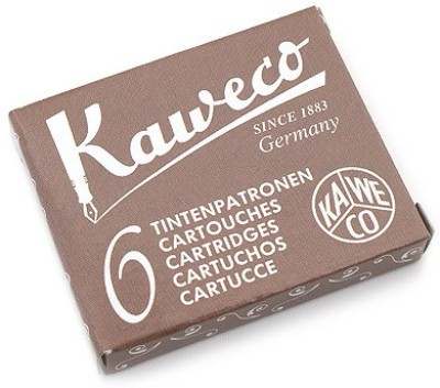 Kaweco Caramel Brown Ink Cartridge