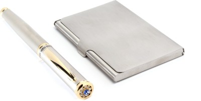 SRPC ATM CARD HOLDER AND EXECUTIVE JEWEL Roller Ball Pen