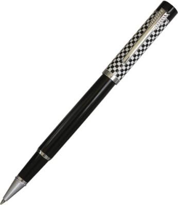 Klipper Checkered Roller Ball Pen