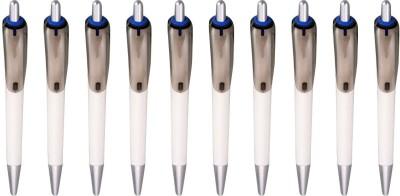 PeepalComm Classic Blue Roller Ball Pen