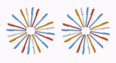 Power Plus Ace Ball pen-pack of 40 pens Fineliner Pen