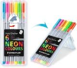 STAEDTLER Conic Fineliner Pen (Pack of 6...