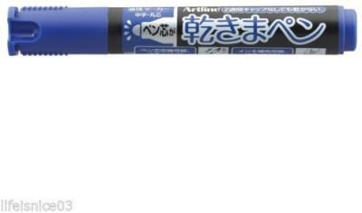 PENSINDIA Sachihata Artline Blue Colour Marker Quick Dry Technique Marker Ink