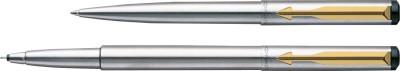 Parker Vector Stainless Steel GT(RB+BP) Pen Sets