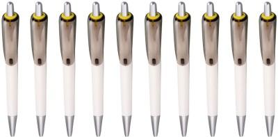 PeepalComm Classic Yellow Roller Ball Pen
