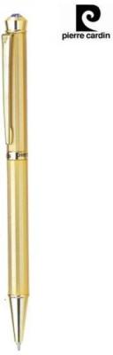 Pierre Cardin Cristal Gold Ball Pen Refill(Black)