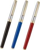 Legend Carane Roller Ball Pen (Pack of 3...