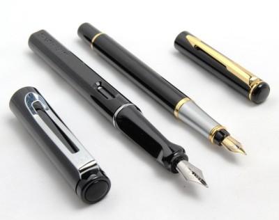 SRPC Combo Of Jinhao Saffari And Baoer Executive Fountain Pen