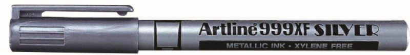 Artline Metallic Marker Ink(Silver)