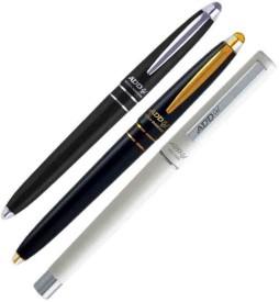 ADD GEL Gold Diamond Gel Roller Pen Gel Pen(Black)