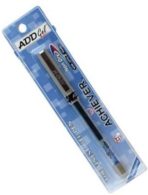 Add Gel Acheiver Gel Pen(Pack of 10, Blue)