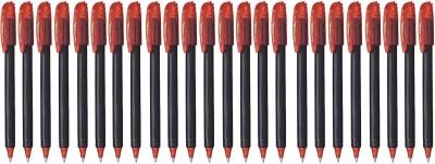 Pentel Energel Gel Pen(Pack of 24, Red)