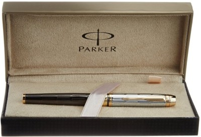 Parker Odyssey Twin Chiselled Fountain Pen