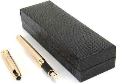 SRPC JINHAO EXECUTIVE ROYAL GOLD MESH MIGHTY Fountain Pen
