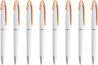 PeepalComm Classic Orange Roller Ball Pen