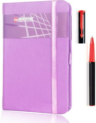 Parker Combo Beta+Bilt A5 Note book Ball Pen