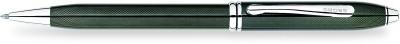 Cross Cross Townsend Emarald Lacquer Ballpoint Pen Ball Pen