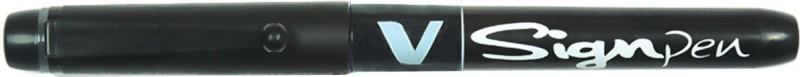 Pilot SW-VSP Liquid Ink V Sign Pen (Pack of 12)