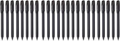 Pentel Energel Gel Pen(Pack of 24, Black)